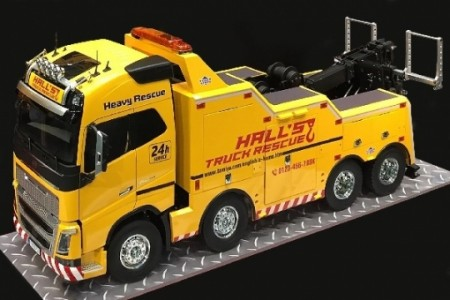 VOLVO FH16 TOW TRUCK