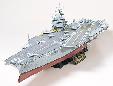 US HANGARSHIP ENTERPRISE – 1/350