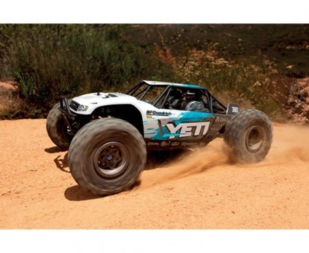 YETI™ 1/10TH ROCK RACER 4WD - RTR