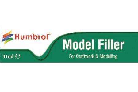 Model Filler plastisk i tube 31ml