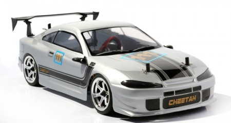 BSD 1/10 DRIFT CAR BRUSHED INCL BATTERY