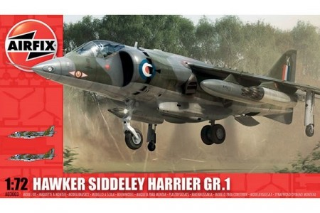 Hawker Harrier Gr 1