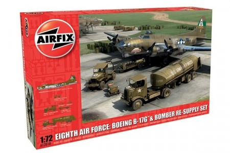 Eighth Air Force Resupply Set 1:72