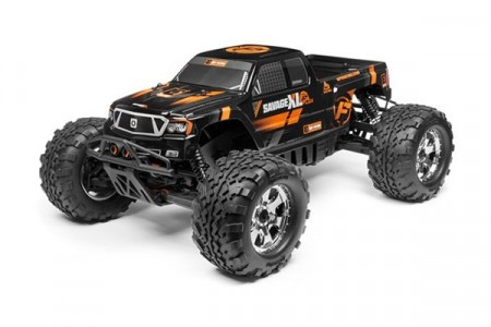 SAVAGE XL FLUX 1:8 4WD ELECTRIC MONSTER TRUCK R/C