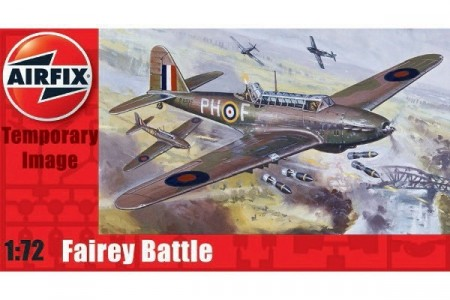 FAIREY BATTLE- (1:72 - SCALE) 07/10