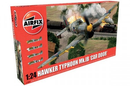 HAWKER TYPHOON 1B- CAR DOOR